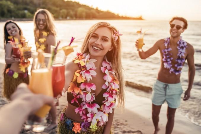 collane hawaiane fai da te