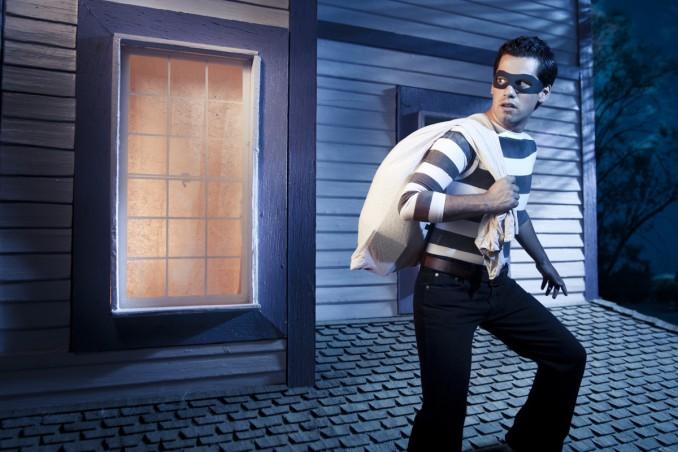 interpretazione sogni, furto in casa, sognare ladro