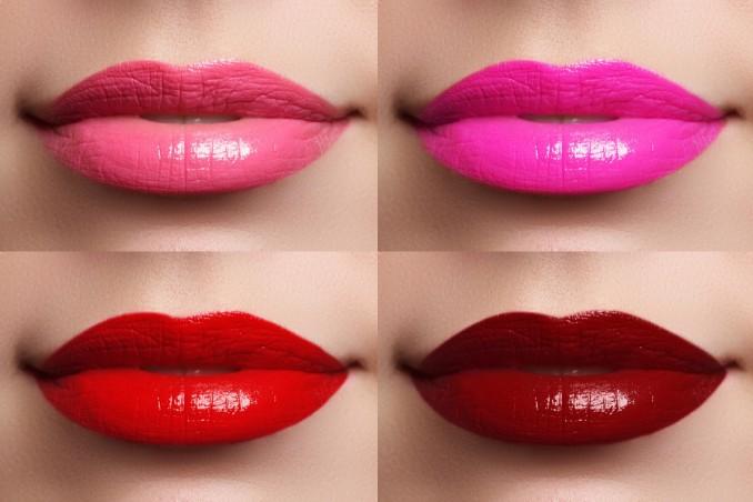 tinte labbra, come applicarle, trucco