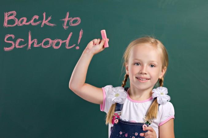 frasi benvenuto primo giorno di scuola