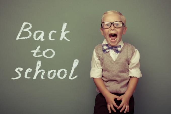 scuola, bambino