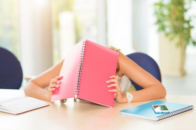 ricominciare a studiare, studiare dopo le vacanze