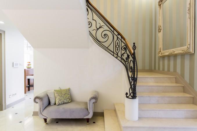 Arredamento in stile liberty idee per una casa classica donnad
