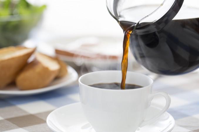 caffè, americano, preparazione