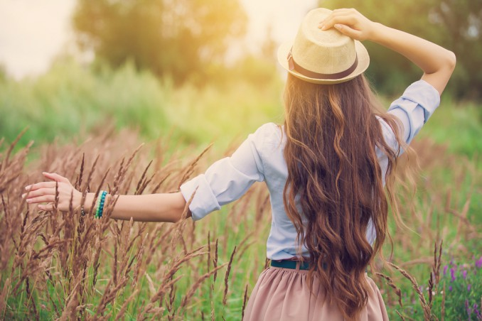 cure capelli lunghi post estate