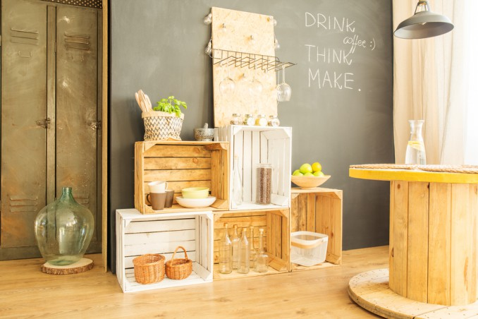 7 idee incredibili per ravvivare la cucina donnad for Decorazioni cucina fai da te