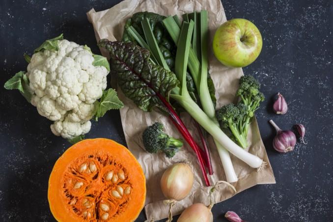 frutta, verdura, autunno