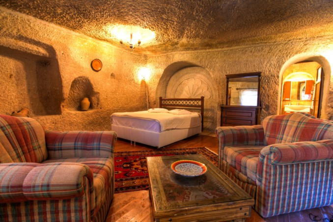 cava in Cappadocia