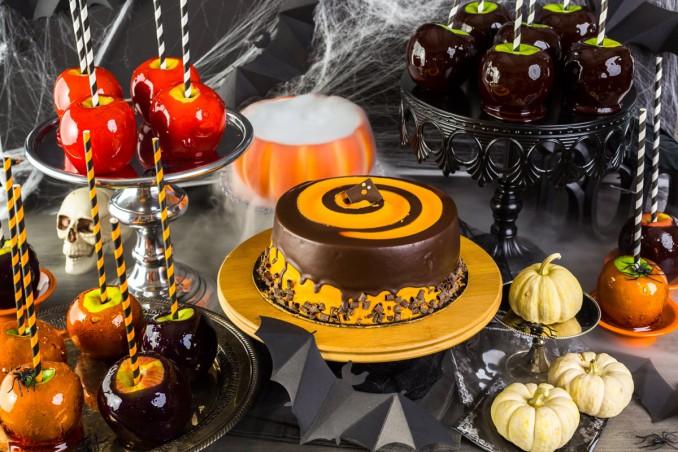 Dolci Halloween.Halloween I Dolci Tipici Inglesi Tradizionali Donnad