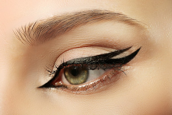 in stock many fashionable great deals Trucco occhi, 5 nuove tendenze per applicare l'eyeliner | DonnaD