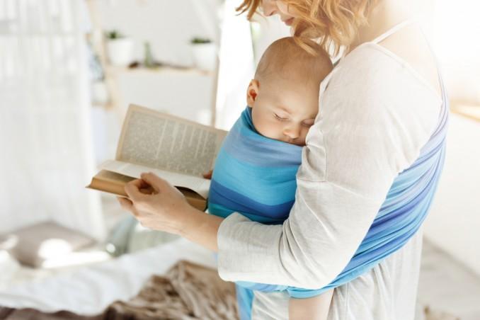 leggere, mamma