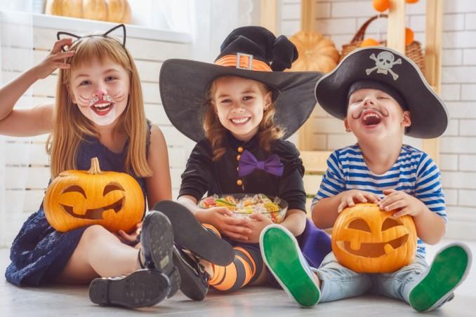 Halloween Per Bambini.Festa Di Halloween In Casa Le Idee Per Far Divertire I Bambini Donnad