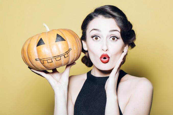 halloween, festa, vestirsi