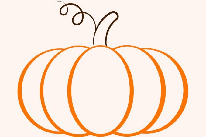 Zucca Halloween Per Bambini.Come Disegnare La Zucca Di Halloween Donnad