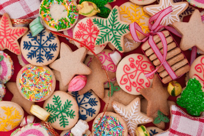 biscotti natalizi ricetta