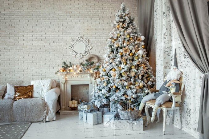 Albero Di Natale Con Decorazioni Blu : Albero di natale 2018: la mini guida che ti ispira donnad
