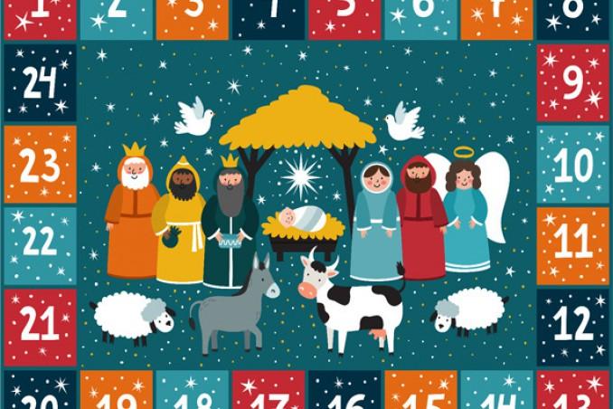 Calendario Dellavvento Da Stampare Per Bambini.5 Immagini Che Ti Fanno Sentire Il Natale Donnad