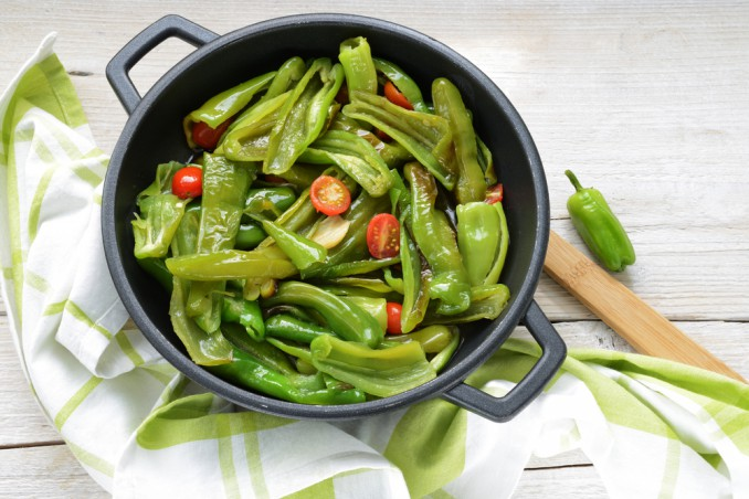 friggitelli ricetta napoletana