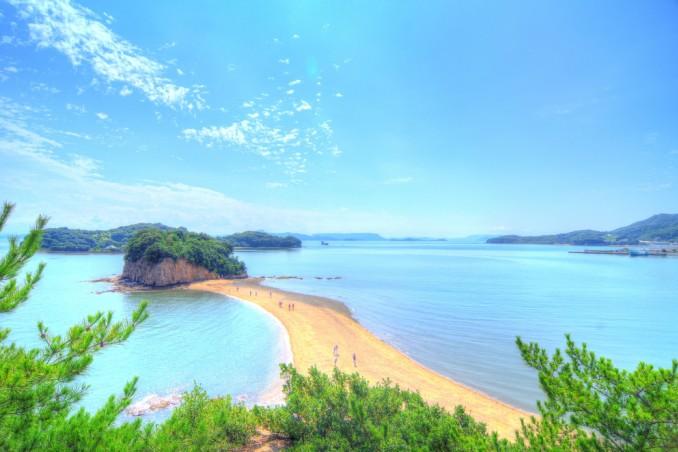 Shodoshima in Giappone