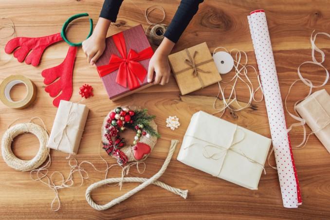 regali, Natale, artigianato