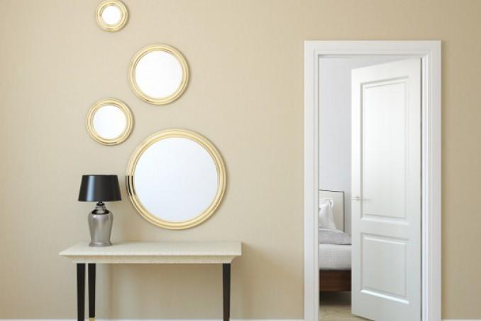 come appendere specchio, come fissare specchio