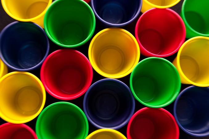 Albero Di Natale Con Bicchieri Di Plastica.3 Idee Sfiziose E Facili Donnad