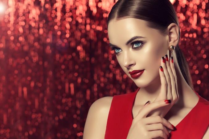 trucco, Capodanno 2019, make-up idee