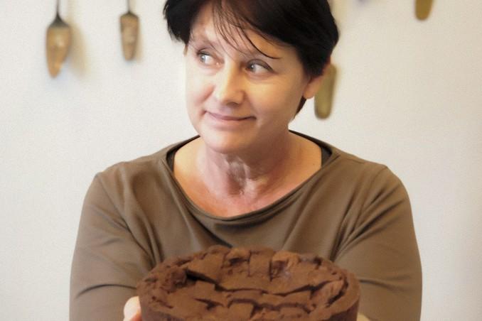 Albertina La Rocca socia fondatrice di Tortatelier