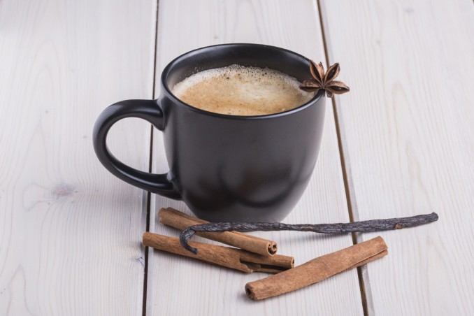 caffè, aroma, ricetta