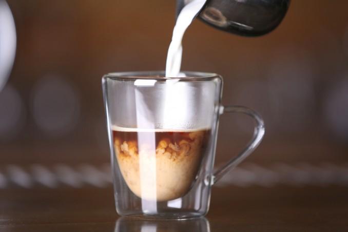 caffe marocchino fatto in casa