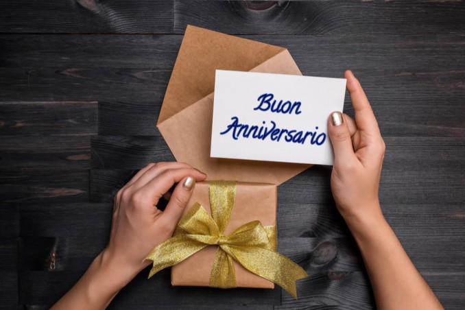 regali, anniversario matrimonio genitori, idee
