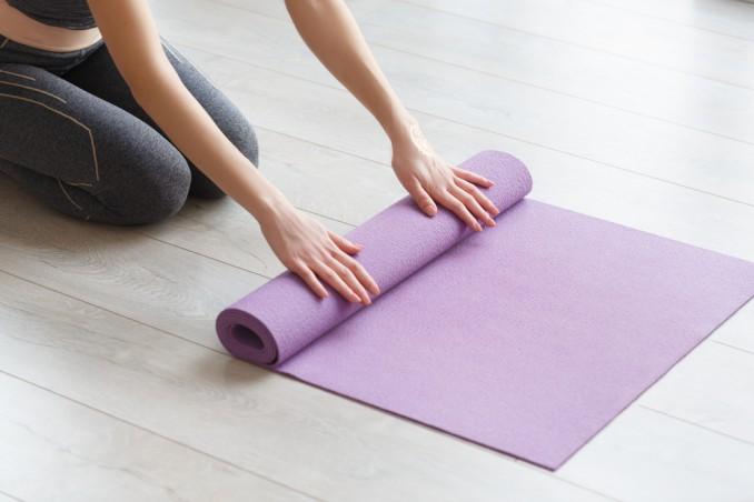 materassino yoga