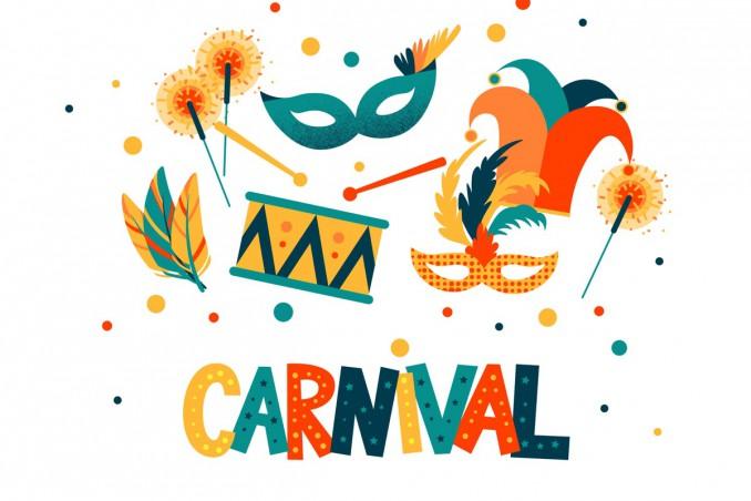 Disegni Di Carnevale Da Colorare 5 Idee Belle Per Bambini Donnad