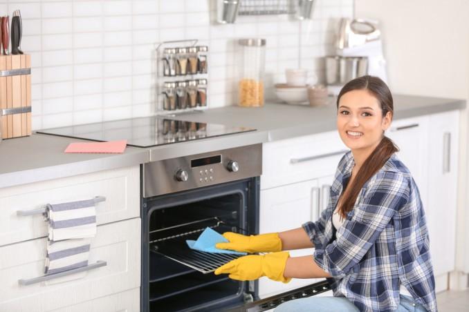 come pulire griglie forno, come pulire forno