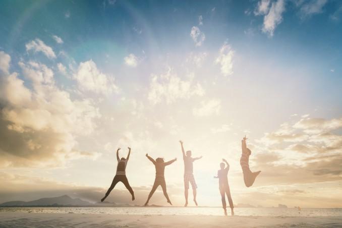 come essere felici, essere felici