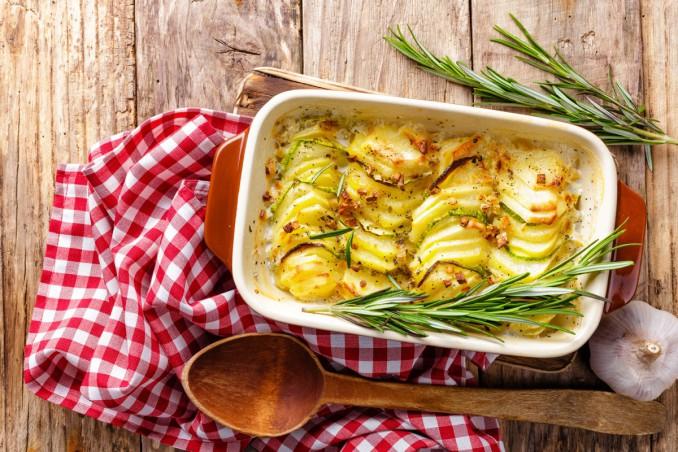 patate, dauphinoise, ricetta