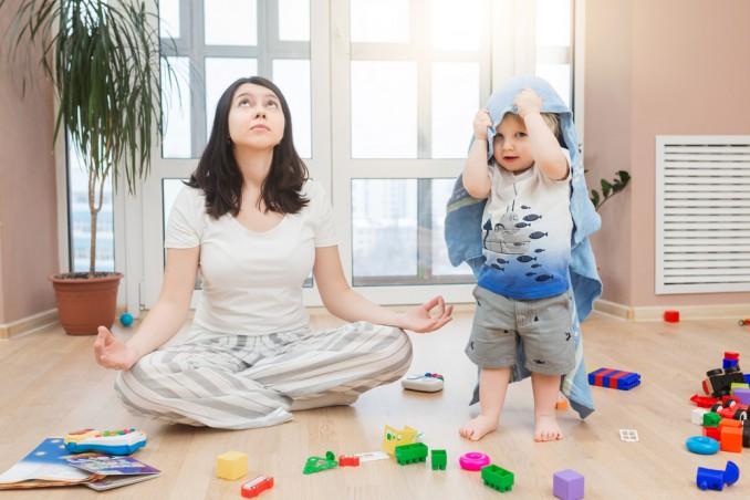 Mamma organizzata
