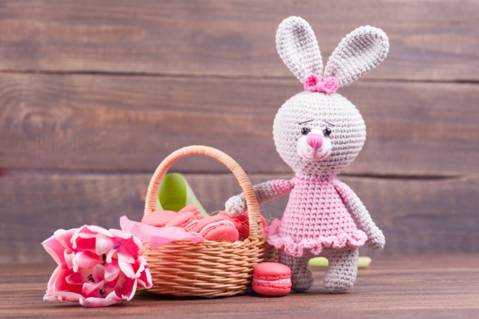 Tutorial: Uovo di Pasqua con la granny square all'uncinetto ... | 452x678