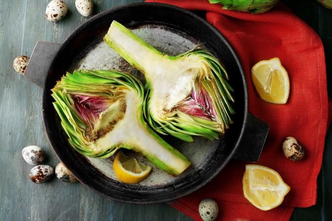 carciofi surgelati, come cucinarli, forno o padella