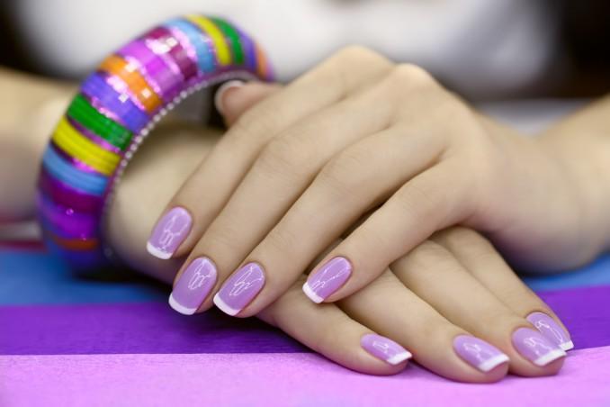 SNS Manicure