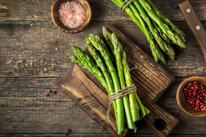 ricette, asparagi, preparazioni