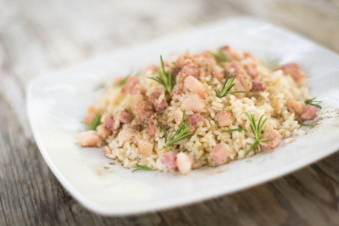 primi piatti veronesi, ricetta risotto tastasal, ricetta tastasal