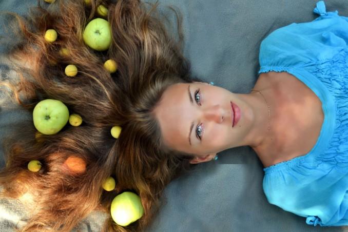 capelli, salute, alimenti