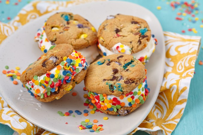 gelato biscotto fatto in casa