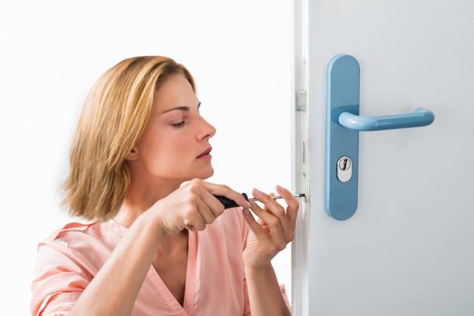come cambiare serratura porta, come sostituire serratura porta