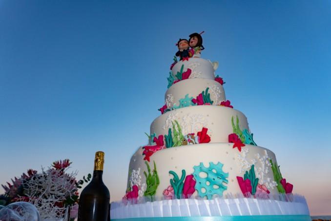 torte matrimonio tema mare, torte tema mare, torte matrimonio tema marino