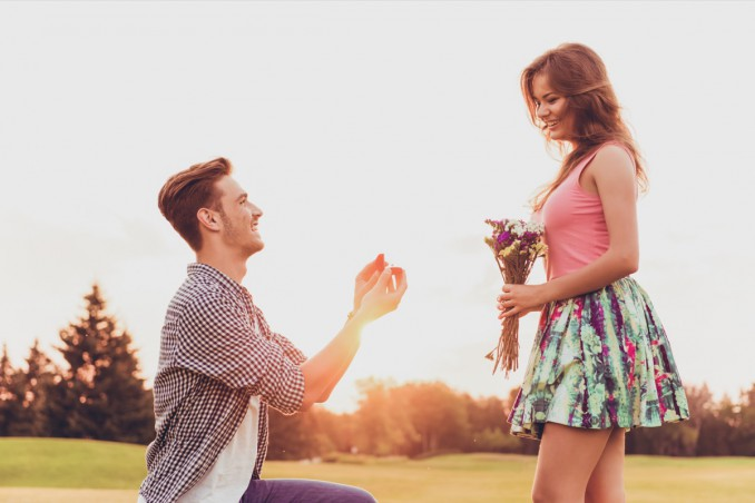 sognare, proposta di matrimonio, interpretazione sogno