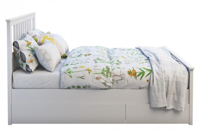come organizzare letto contenitore, come ordinare letto contenitore, come tenere pulito letto contenitore
