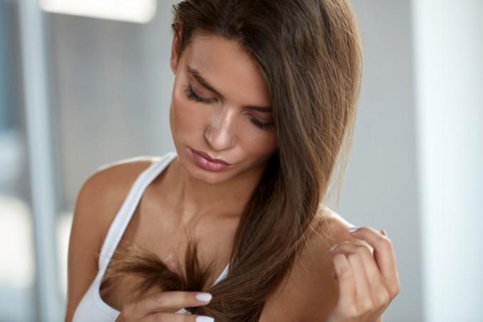 capelli sfibrati, rimedi naturali, chioma
