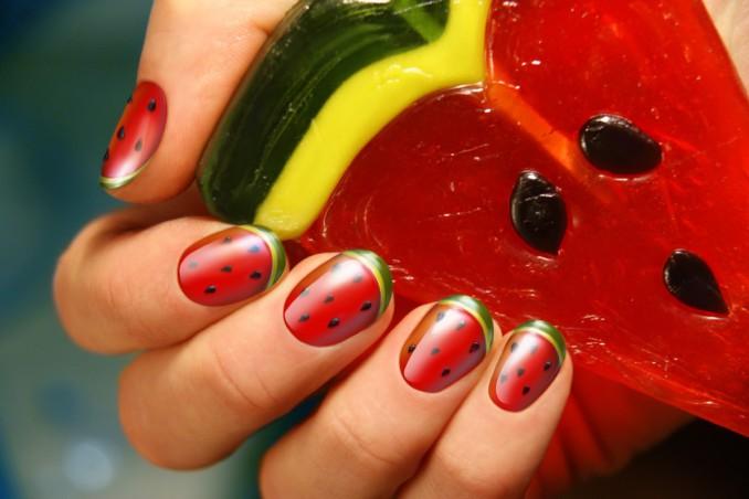 nail art, estate 2019, decorazioni unghie
